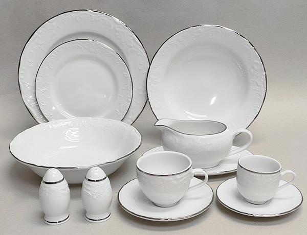 Dishes - 6 person sets